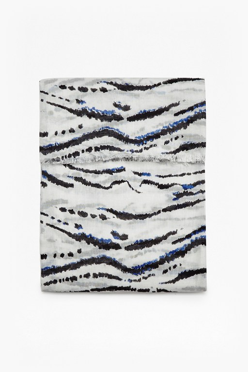 Complete the Look Antoinette Tapir Wave Scarf