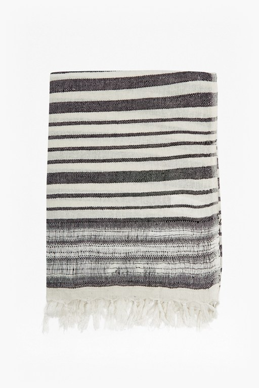 Complete the Look Deana Stripe Scarf