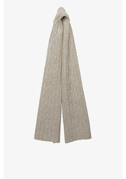 Joetta Cable Knit Scarf
