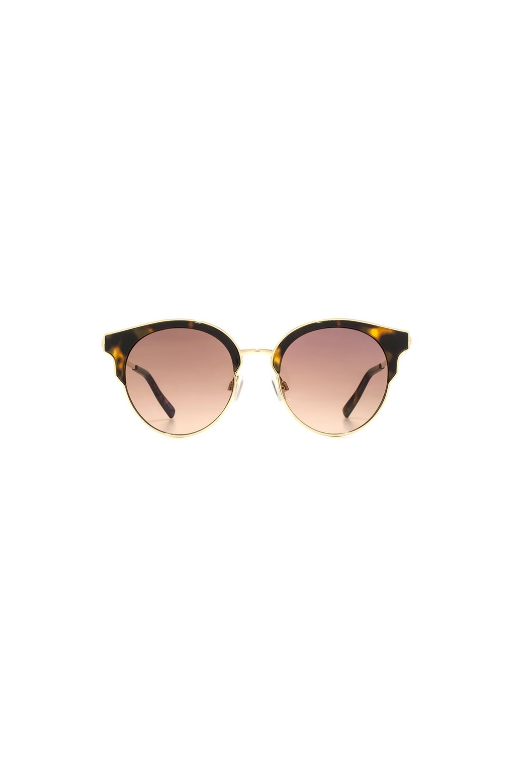 37fd3d4f1 Semi Rimless Round Sunglasses | Collections | French Connection