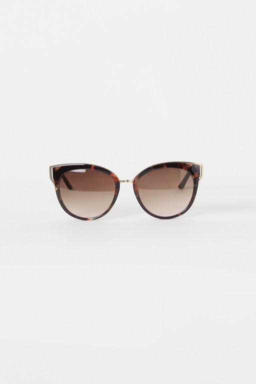 Complete the Look Cats Eye Sunglasses