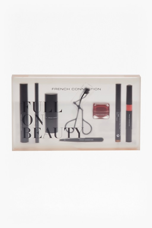full on beauty gift set