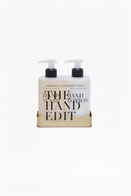 the hand edit gift set