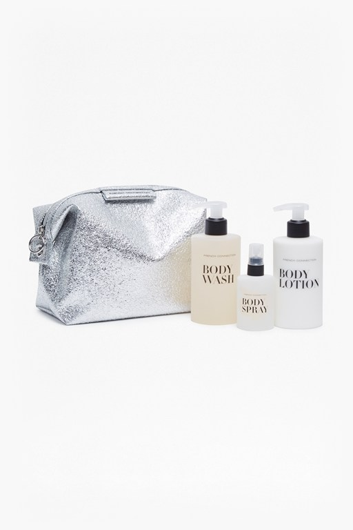 the toiletry edit gift set