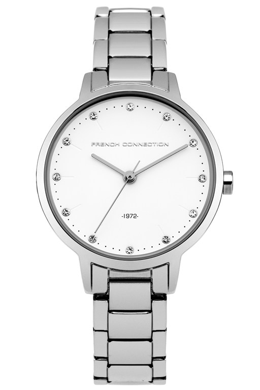Complete the Look 30MM Silver Bracelet Watch