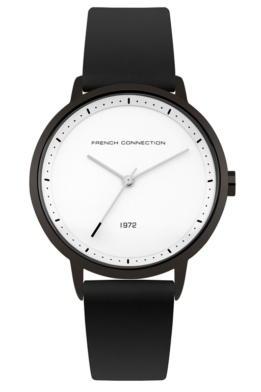 slim silicone watch