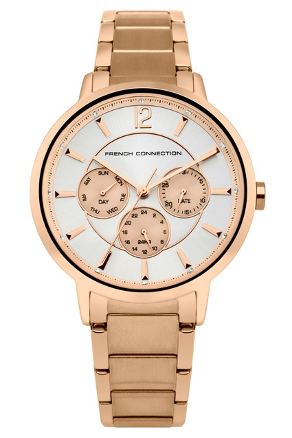 Bracelet Watch - rose gold thumbnail