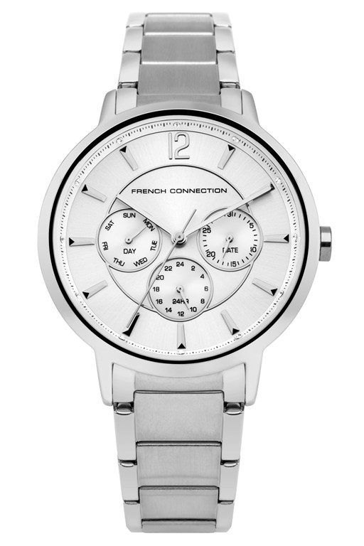 Complete the Look Silver Bracelet Watch