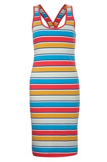 Stripey Sandy Mini Dress