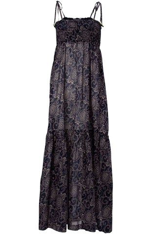 Flora And Fauna Maxi Dress