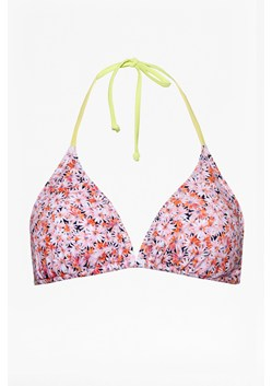 Marolyn Floral Triangle Bikini Top