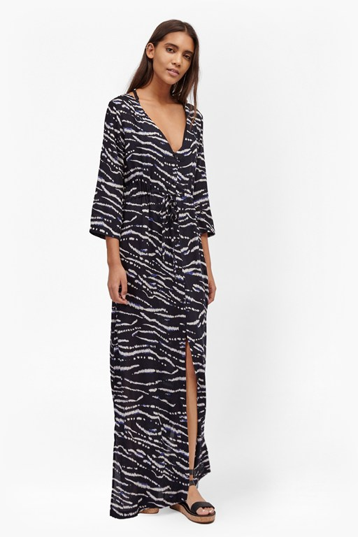 Complete the Look Tapir Wave Beach Maxi Dress
