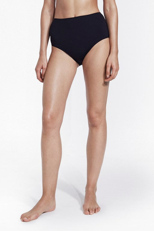 pin up high waist bikini briefs