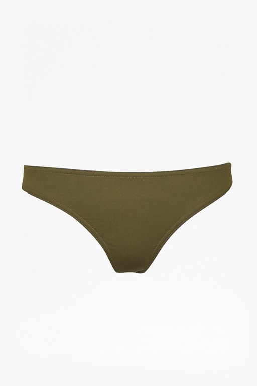 Complete the Look Plain Bikini Briefs