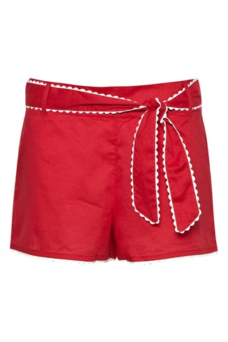 Sweetie Plain Shorts