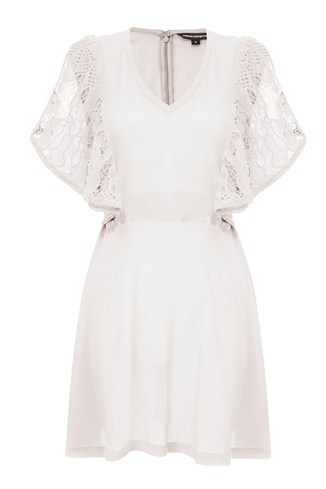 Lori Lace Frilly Dress
