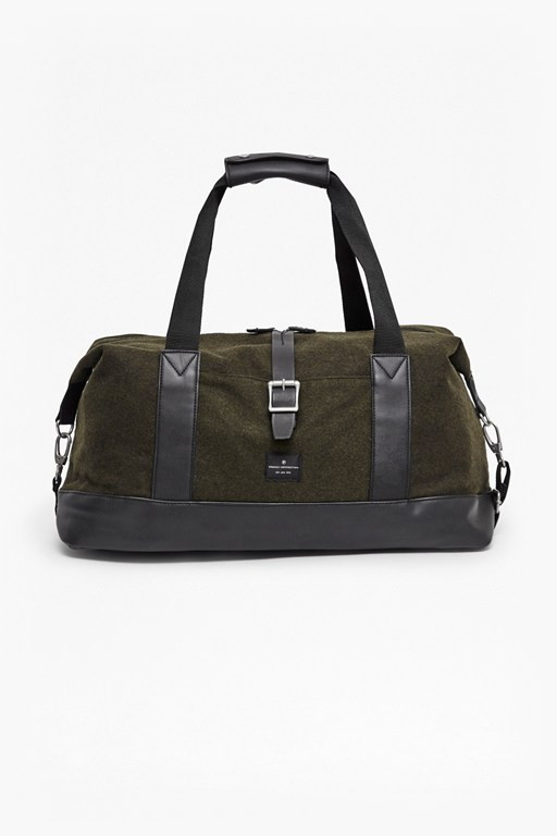 Complete the Look Strike Gold Flavio Holdall