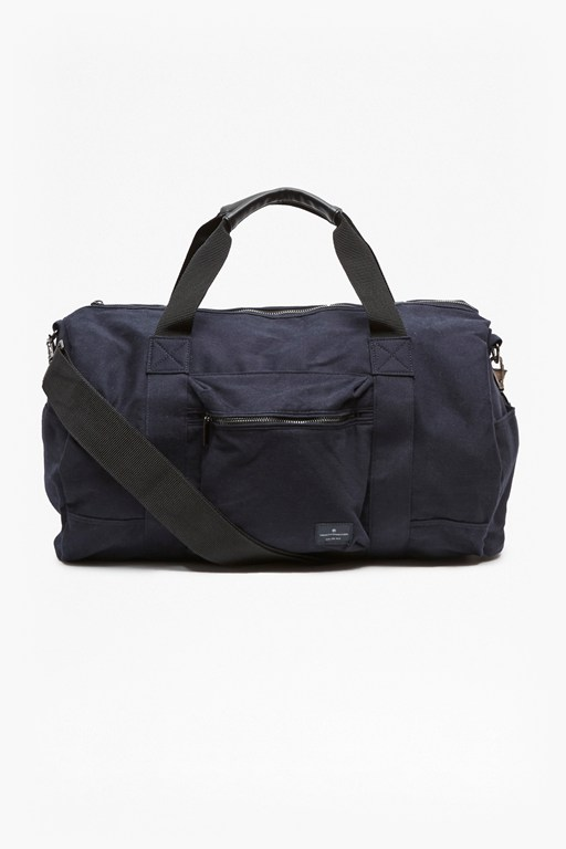 Complete the Look Napolian Canvas Holdall