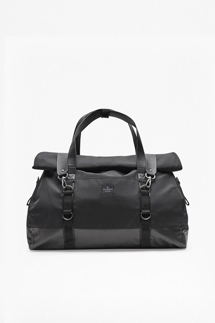 Casual Roll Top Holdall