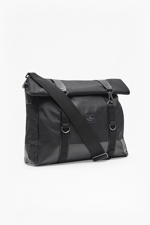 Complete the Look Casual Roll Top Messenger
