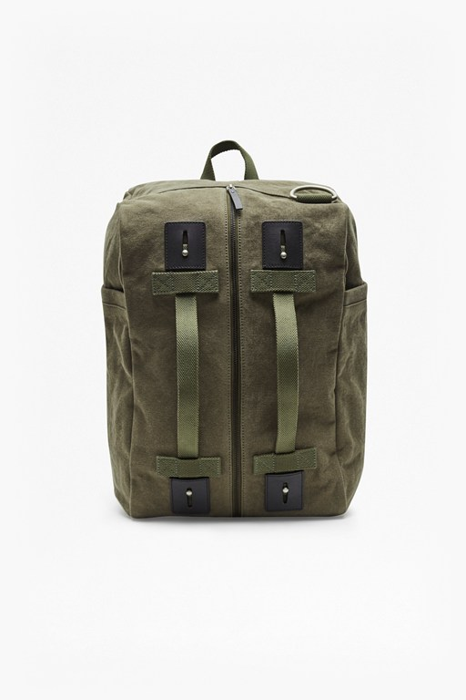 power 2 way holdall and backpack