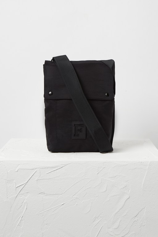 nylon santos flight bag