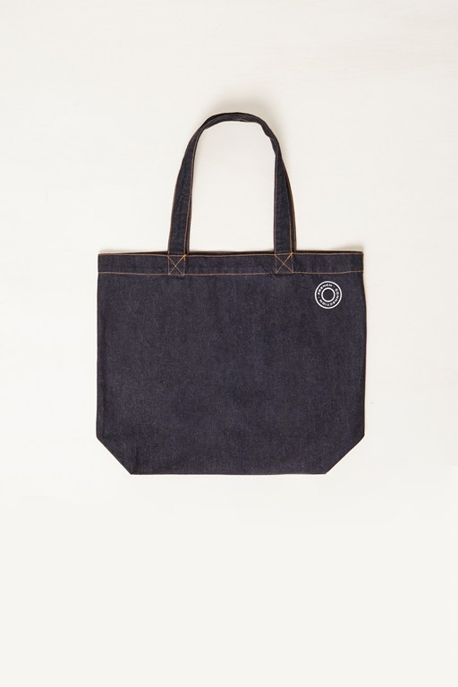 Complete the Look Mens Denim Shopper