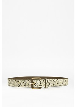 Printed Camouflage Belt