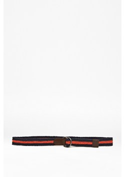 Eli Vintage Leather Plait Belt