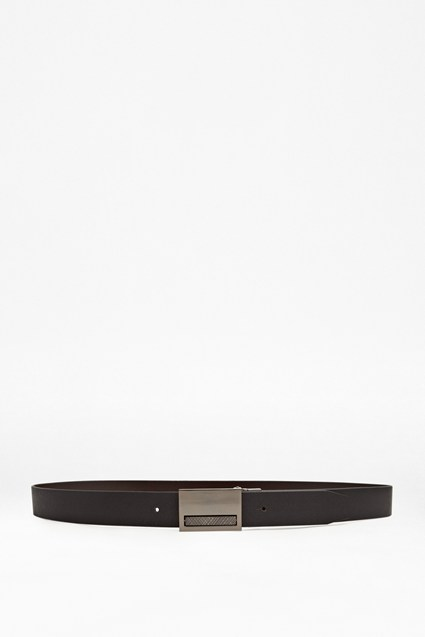 Soloman Etched Reversible Belt