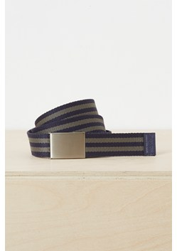 Scooter Sport Webbing Stripe Belt