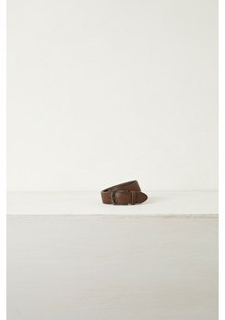 Paolo Textured Leather Belt