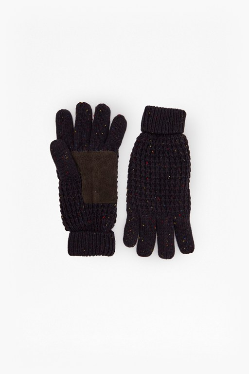 catcher knit gloves