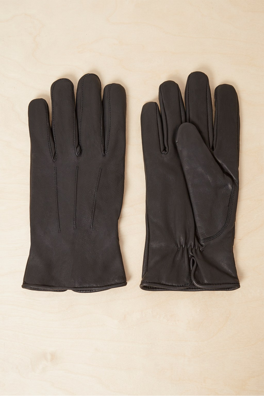 f43ffeac120 Lance Leather Gloves | Collections | French Connection