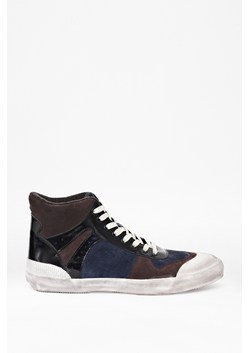 Ted Suede High Top Trainers