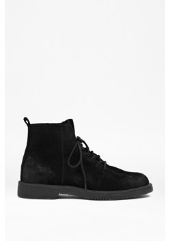 Greg Suede Lace Up Boots