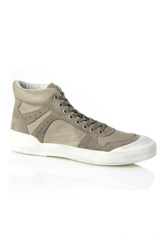 Ted Leather Trainers