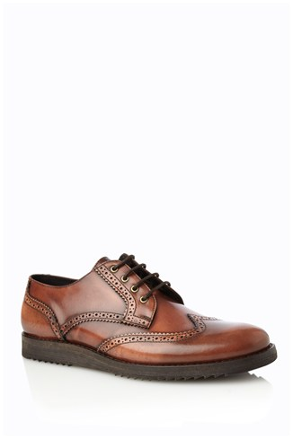 Johnson Serrated Sole Brogue