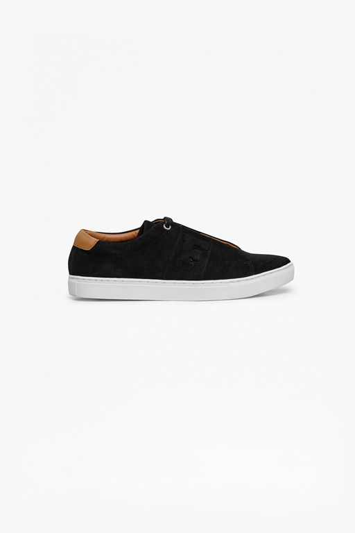 faxton suede trainers
