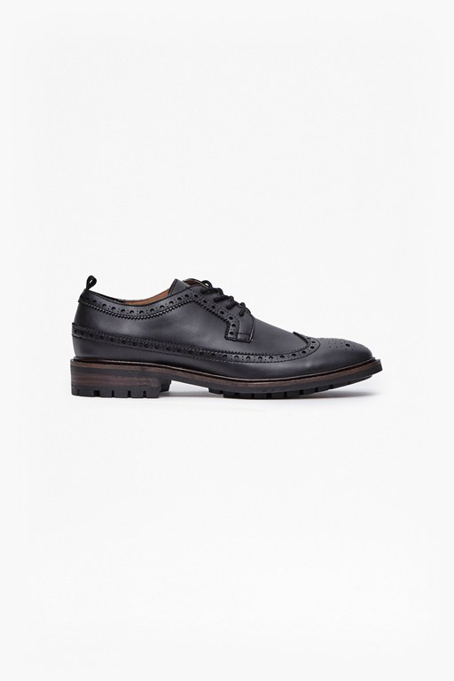 Complete the Look Cajohl Leather Wingtip Brogues