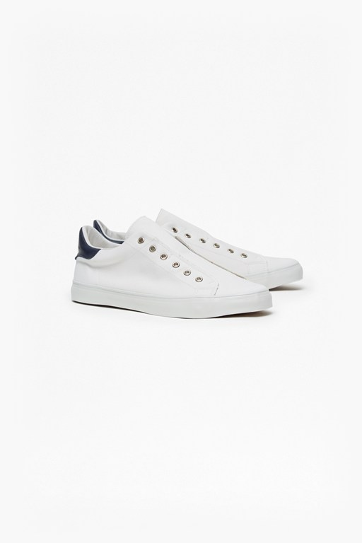 conrad eyelet trainers