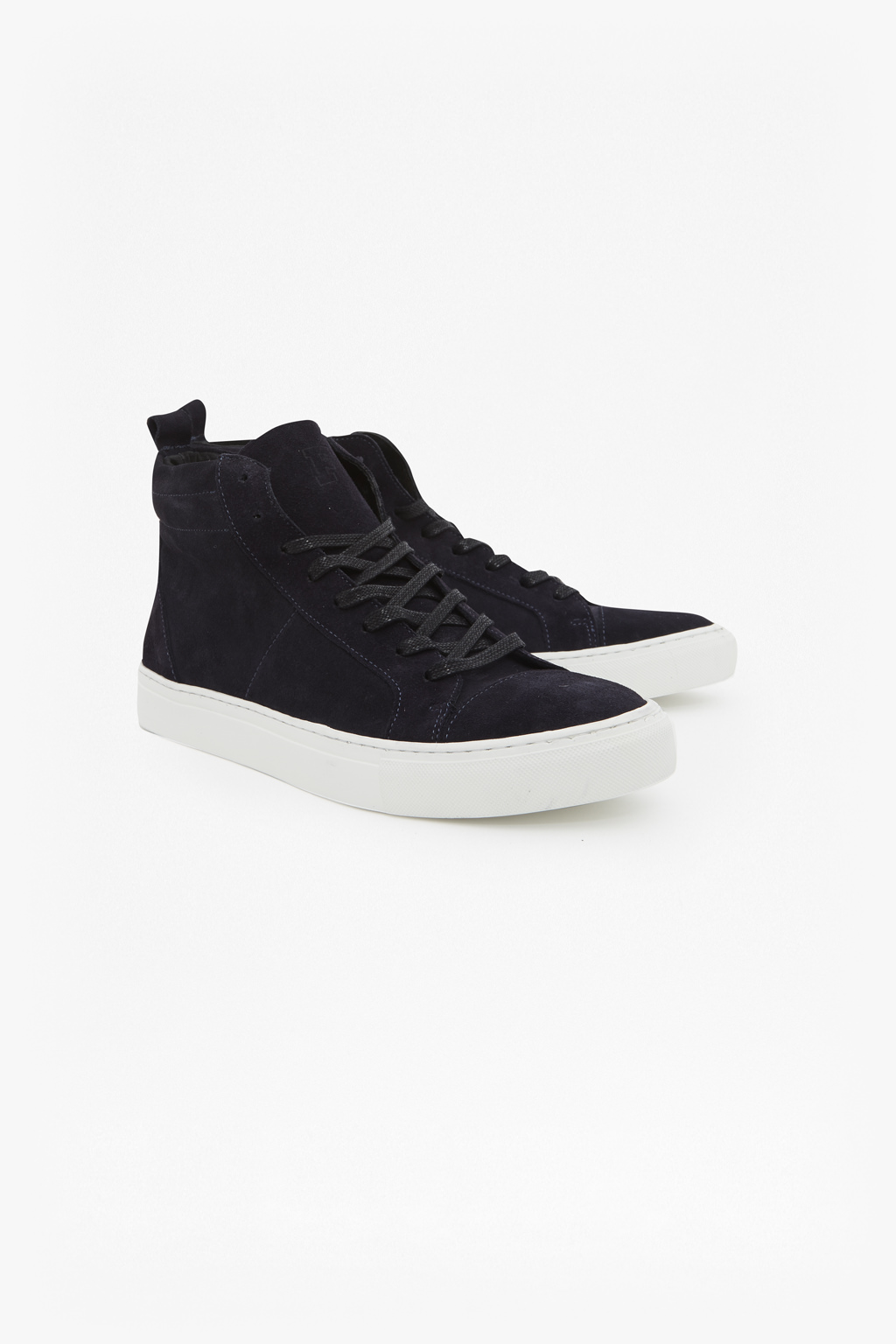mens high top suede shoes