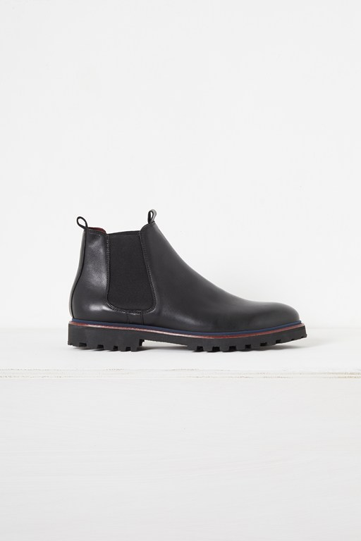 Complete the Look Luca Logo Chelsea Boot