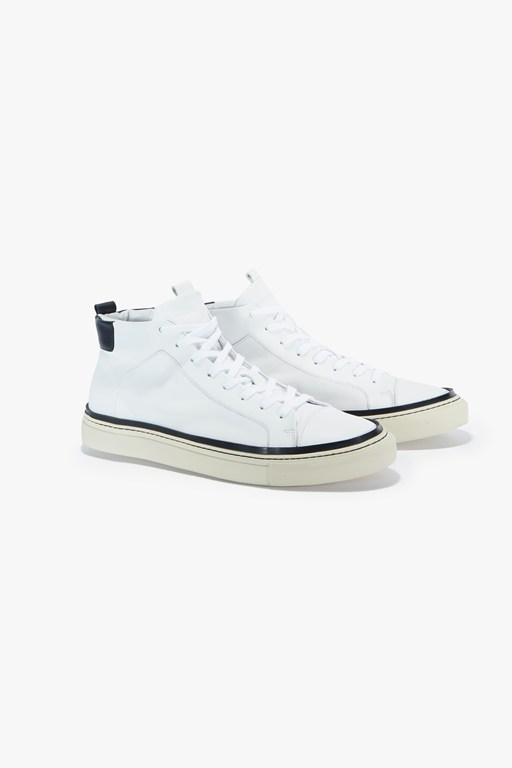 Complete the Look Lars Logo High Top Trainers