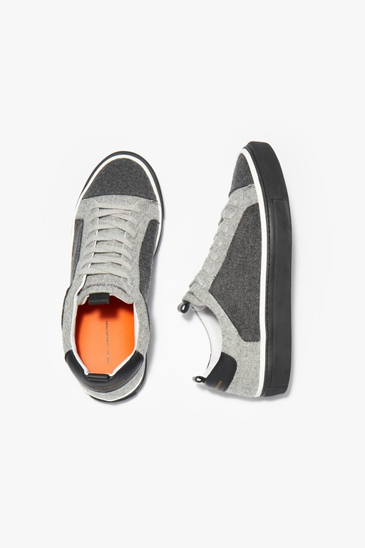 Complete the Look Lars Wool Felt Trainer
