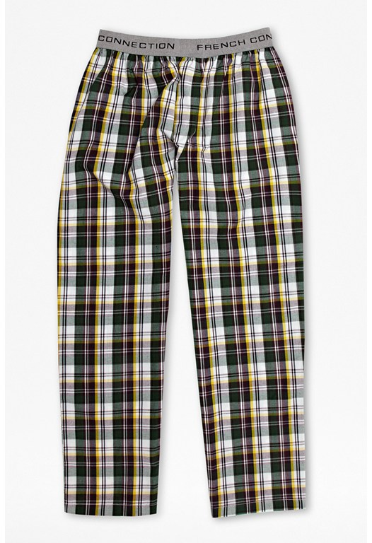 Thames Valley Checked Lounge Pants