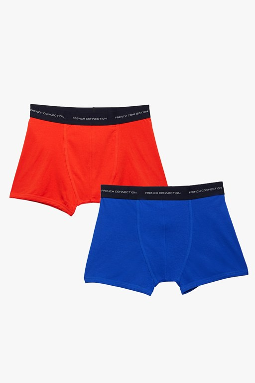 plain boxer 2 pack