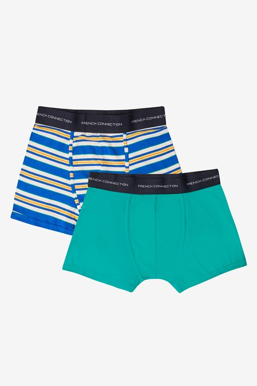 staggered stripe boxer 2 pack