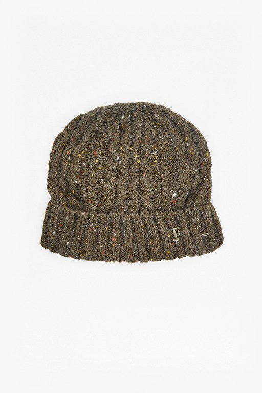 Complete the Look Knic Knox Cable Knit Beanie