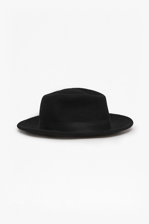 Complete the Look Xander Oversized Porkpie Hat